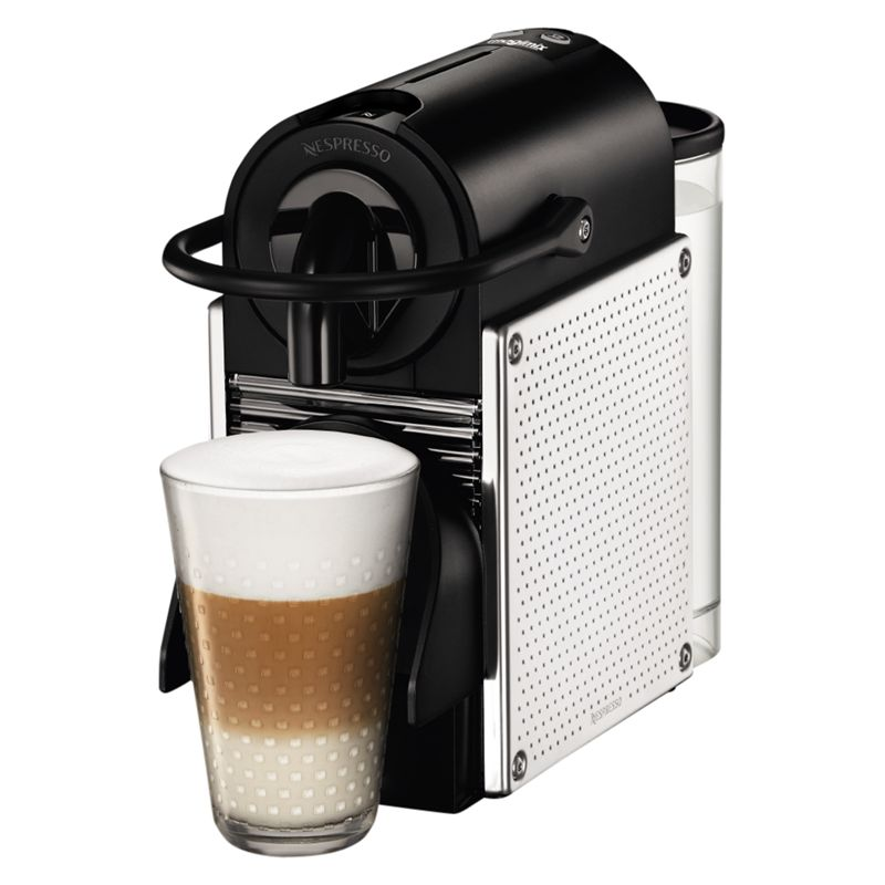 Italian Coffee Maker John Lewis : Buy Nespresso Pixie Automatic Coffee Machine by Magimix John Lewis